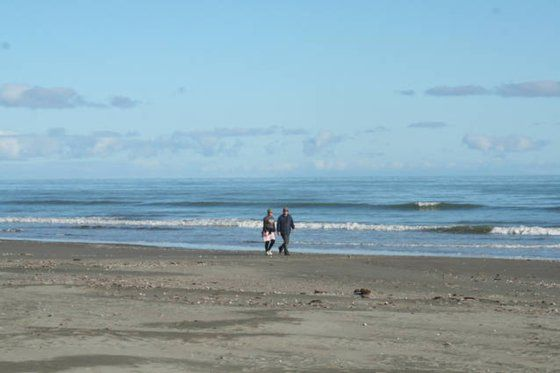Otaki Beach, Kapiti Coast, Wellington, New Zealand