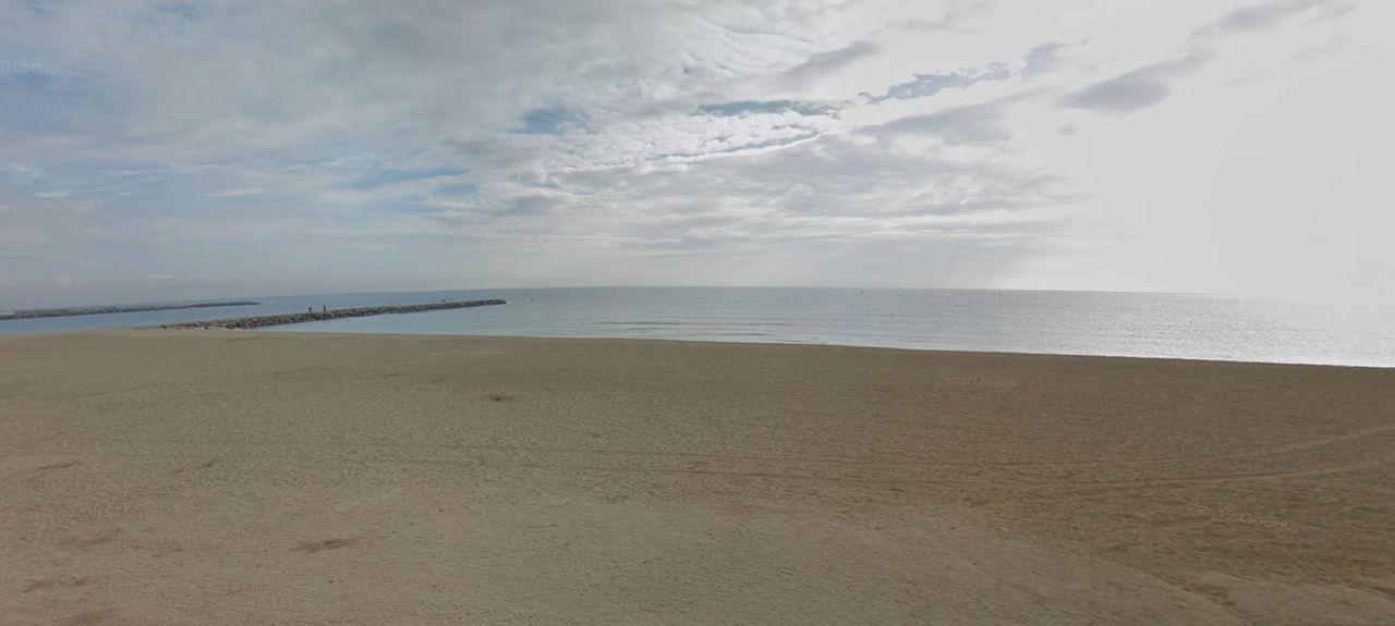 Diagonal Mar i el Front Marítim del Poblenou, Barcellona, Catalogna, Spagna