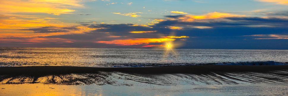 Rehoboth Beach Boardwalk, Rehoboth Beach, Delaware, Yhdysvallat