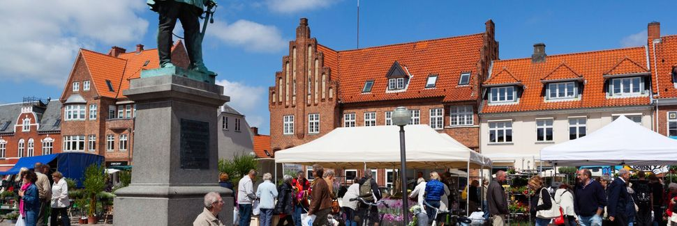 Køge, Køge, Sjælland, Danemark