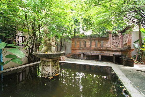 Park Lumpini, Bangkok, Tajlandia