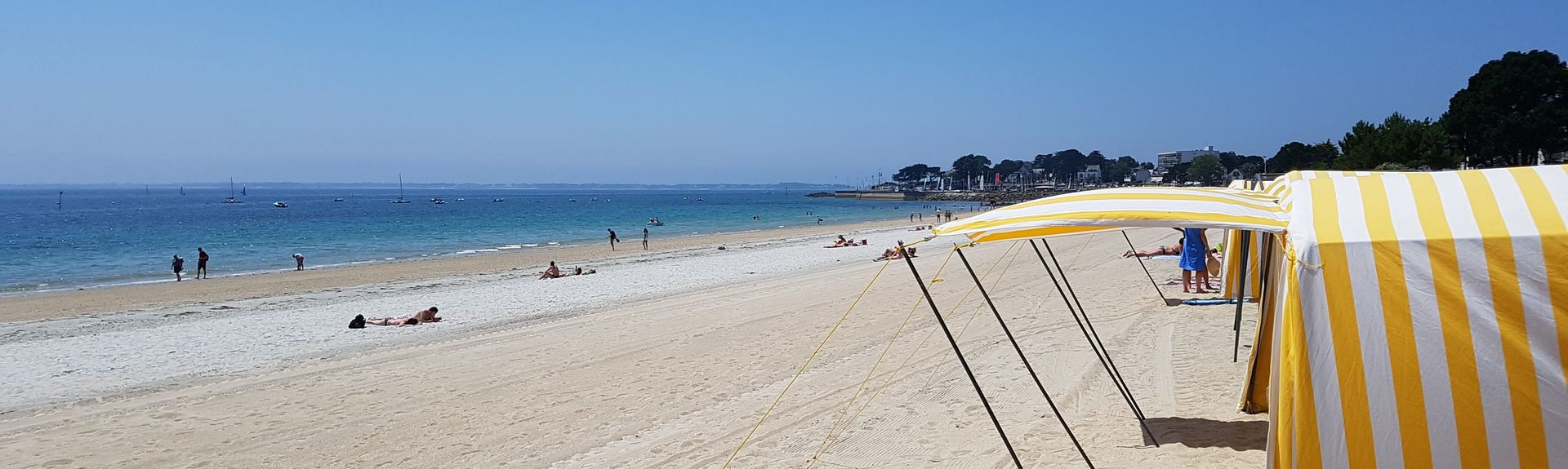Carnac Beach, Carnac, France