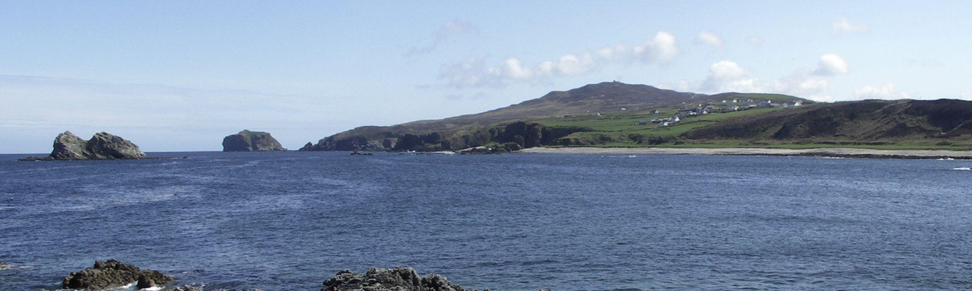 Inishowen Head (strand), Donegal (fylke), Irland
