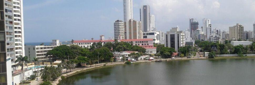 Castillogrande, Carthagène, Bolívar, Colombie