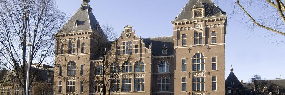 Oostelijke Eilanden en Kadijken, Amsterdam, Hollande-Septentrionale, Pays-Bas
