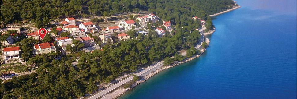 Dominikaaniluostari, Bol, Split-Dalmatia, Kroatia