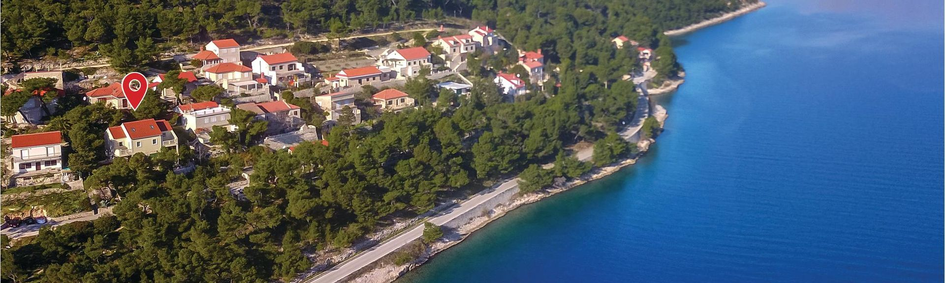 Dominicanenklooster, Bol, Split-Dalmatië, Kroatië