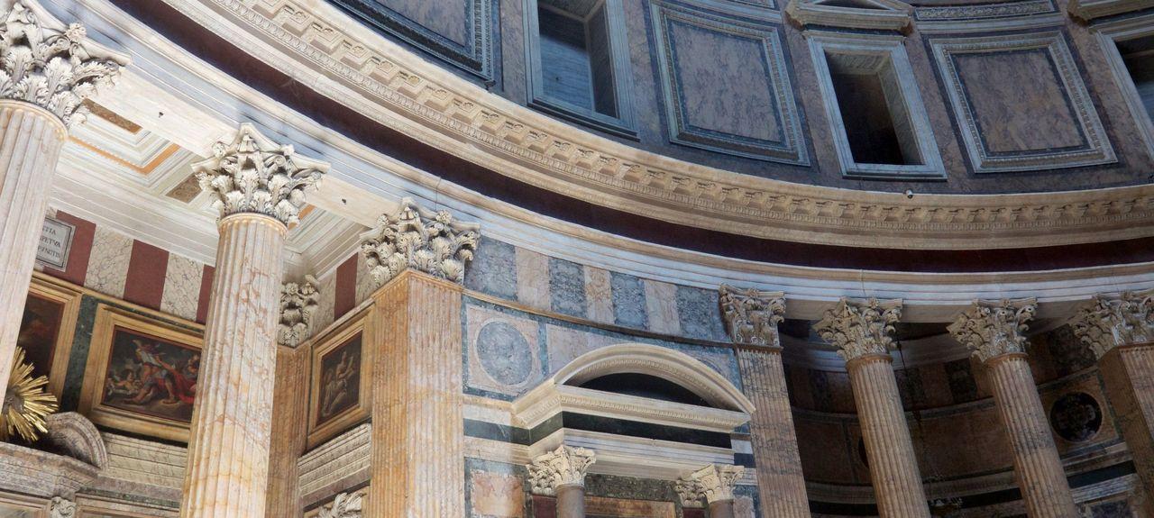 Pantheon, Rom, Lazio, Italien
