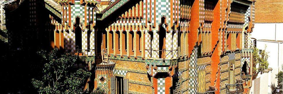Vallcarca i els Penitents, Barcellona, Catalogna, Spagna