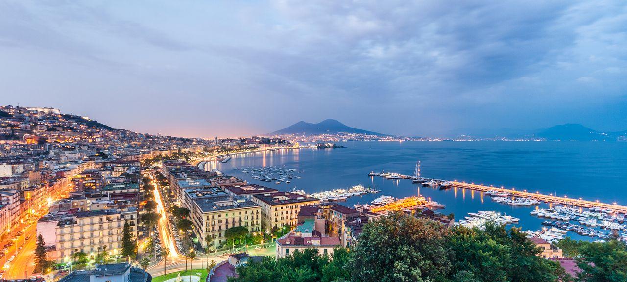 Neapel, Kampanien, Italien