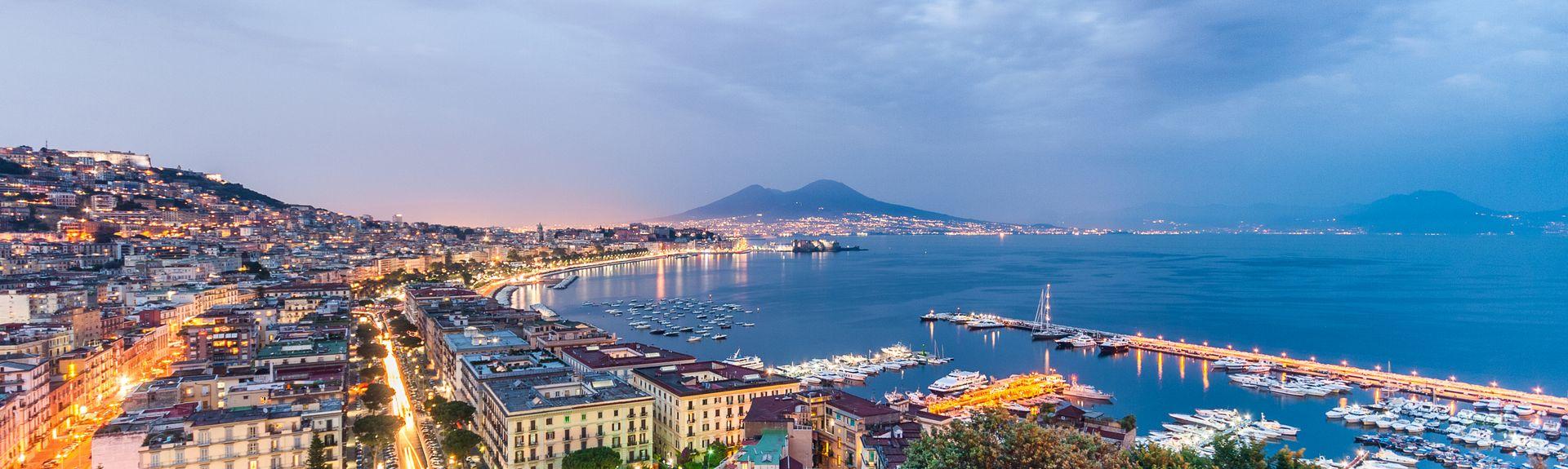 Naples, Campanie, Italie