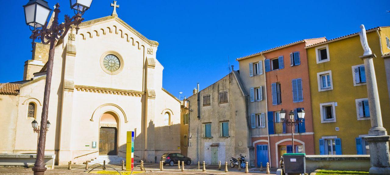 Aubagne, Provence-Alpes-Côte d'Azur, France