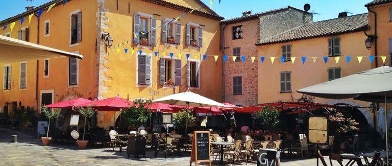 Valbonne, Provence-Alpes-Côte d'Azur, Ranska