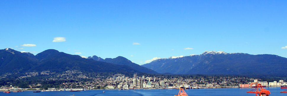 East Side, Vancouver, British Columbia, Canadá