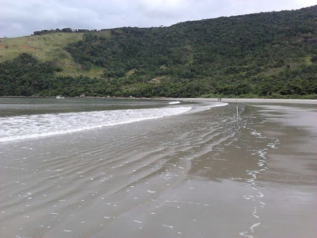 Tabatinga Beach, Caraguatatuba, Brazil