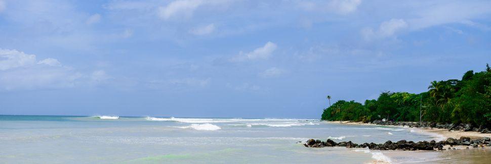 Buccoo Beach, Buccoo, Western Tobago, Trinidad e Tobago
