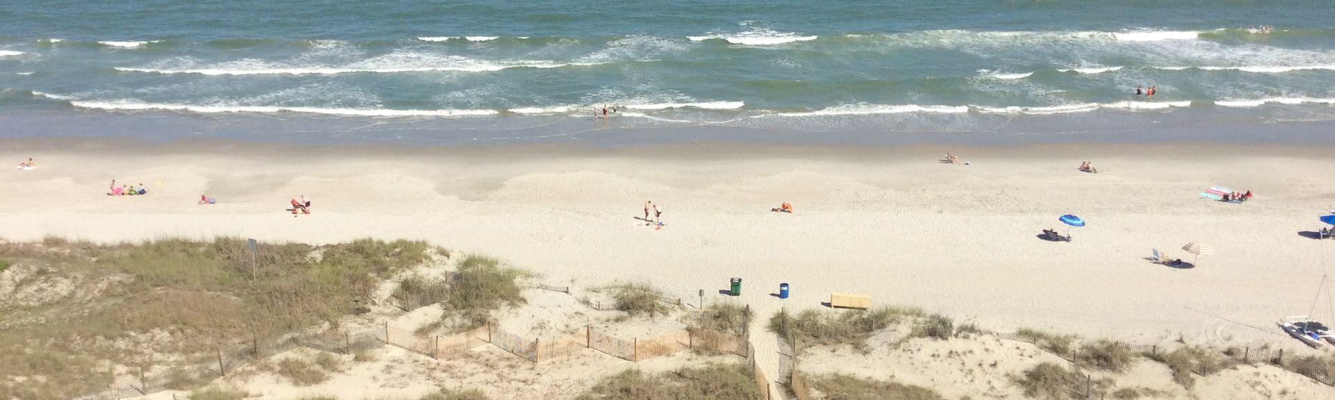A Place at the Beach I (Myrtle Beach, Caroline du Sud, États-Unis d'Amérique)