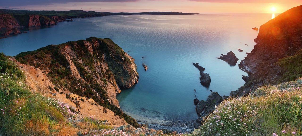 Pembrokeshire, Pays de Galles, Royaume-Uni