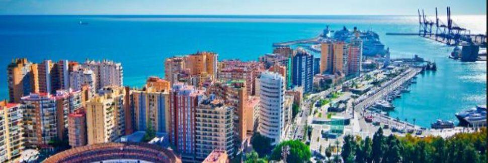 La Victoria, Málaga, Andalusien, Spanien