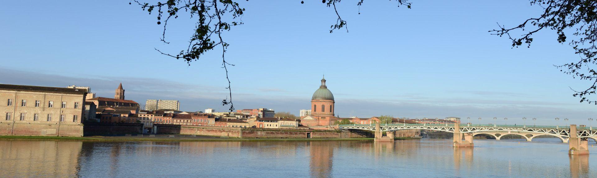 Pont des Demoiselles-Montaudran-La Terrasse, Toulouse, Occitanie, Frankrijk