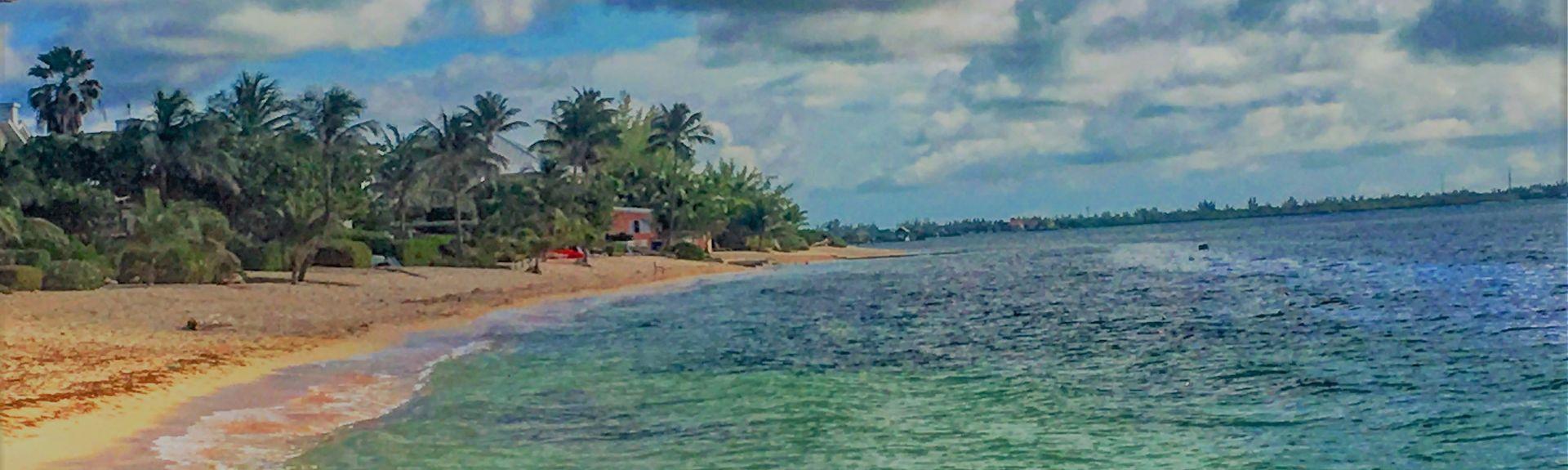 Boatswain's Beach, West Bay, Cayman Islands