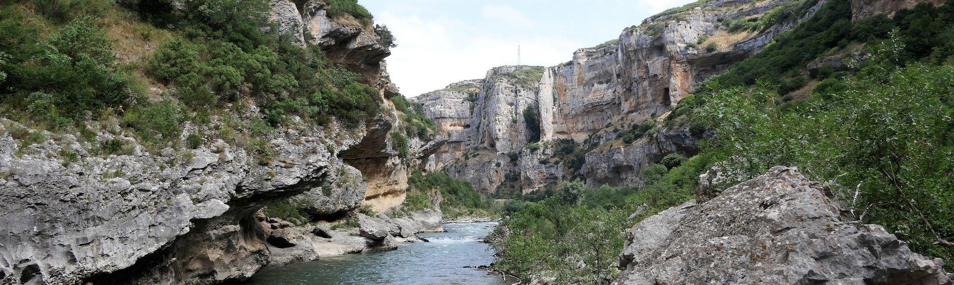 Urraúl Bajo, Navarra, Spanien