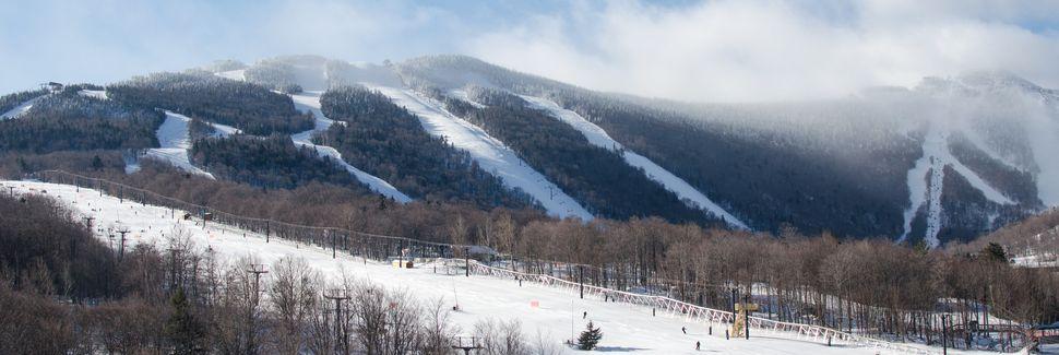 Killington Ski Area, Killington, VT, USA