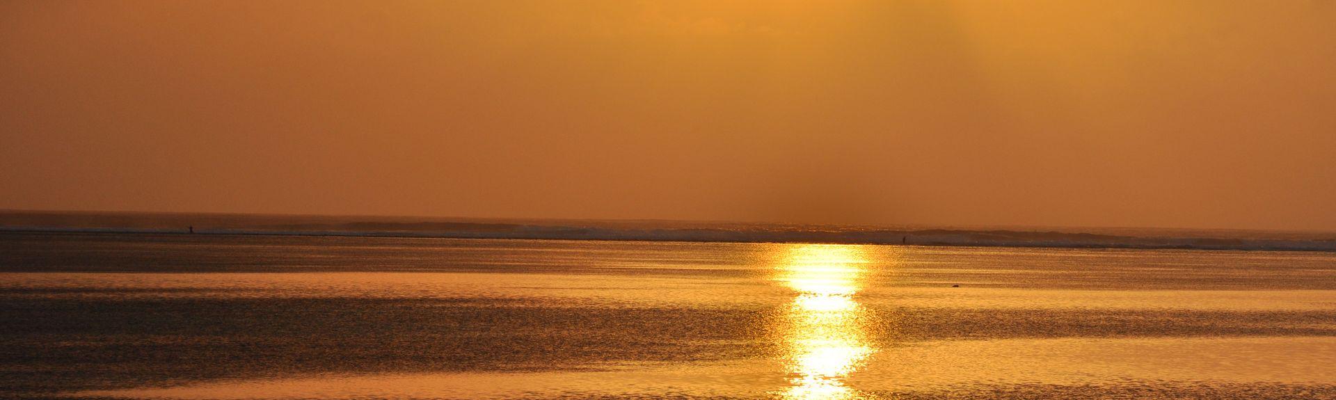 Strand von Kiwengwa, Kiwengwa, Tansania