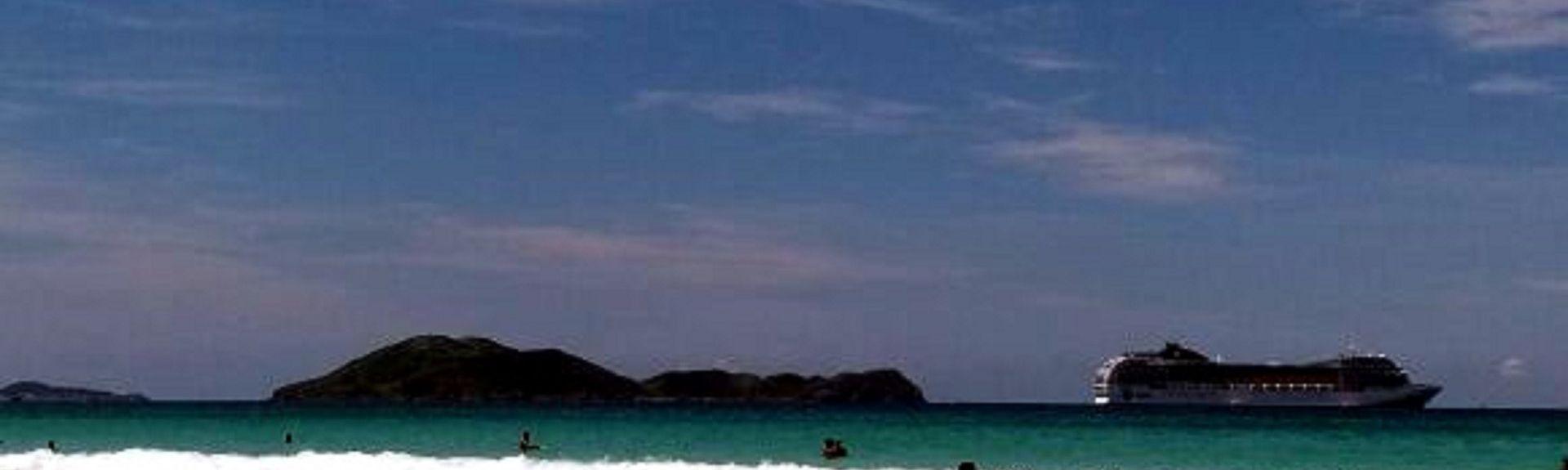 Praia Grande, Praia Grande, Arraial do Cabo - RJ, Brazil