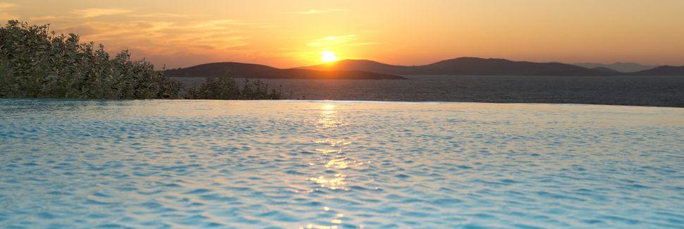Elia, Ilhas Egeias, Grécia