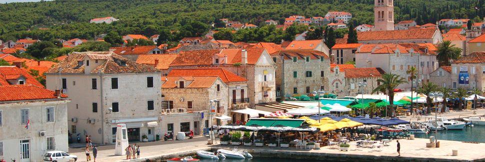 Insel Brac, Gespanschaft Split-Dalmatien, Kroatien