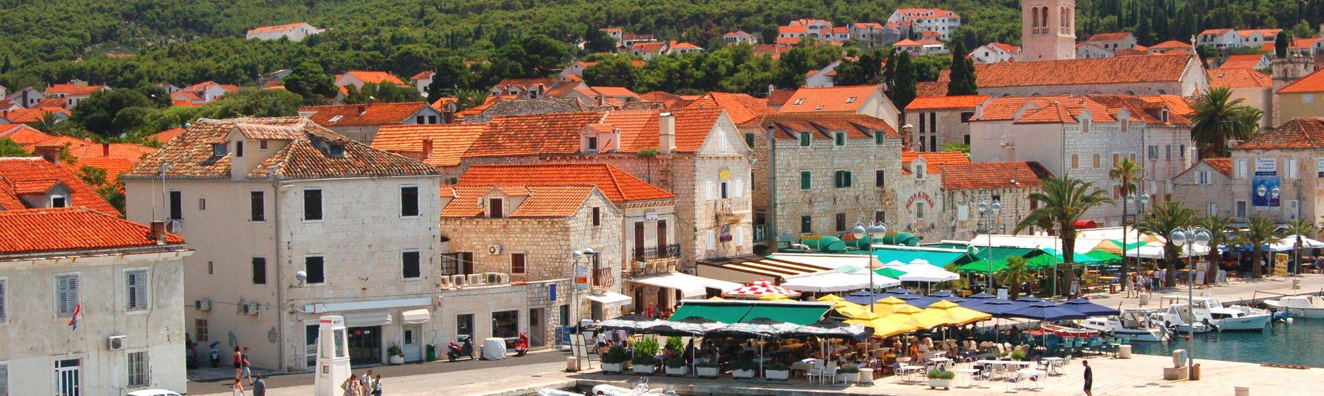 Brac, Split-Dalmatië, Kroatië