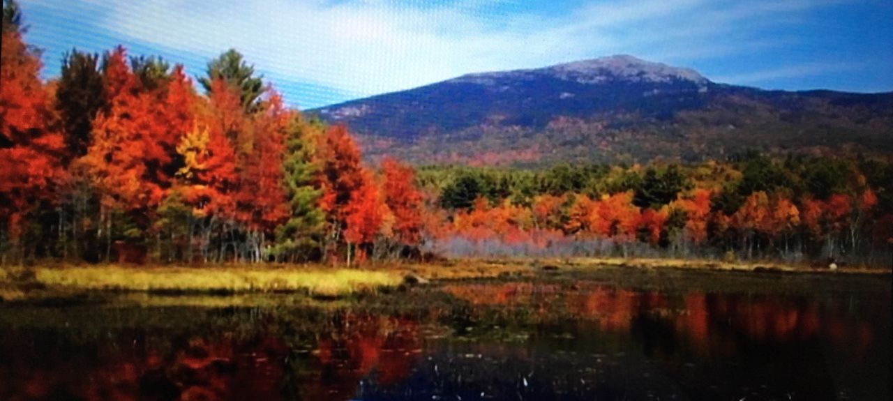 Nubanusit Lake, New Hampshire, USA