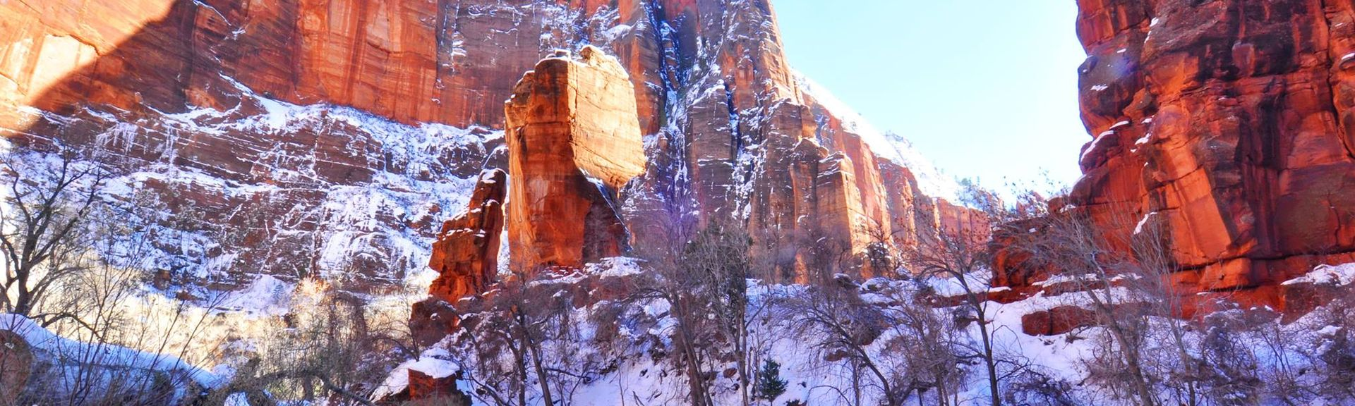 Zion National Park East Entrance, Orderville, Utah, United States