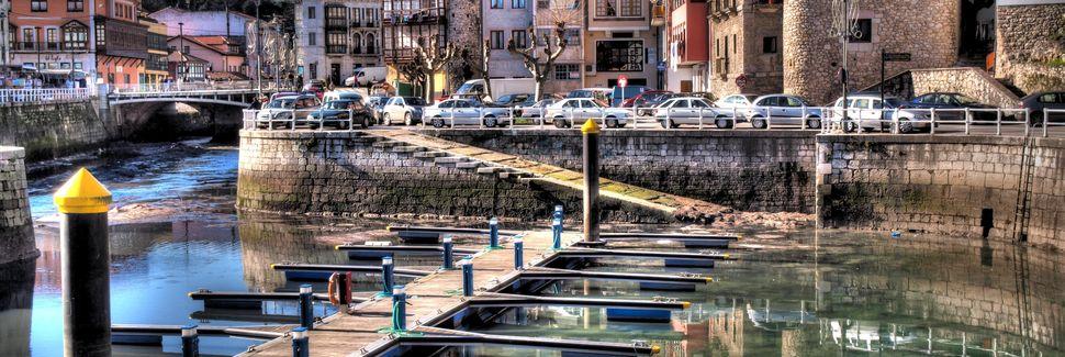Po, Asturies, Espagne