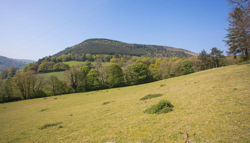 Llanwddyn, Oswestry, Galles, Regno Unito