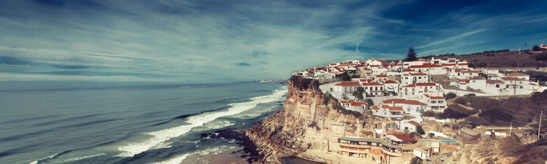 Azenhas do Mar, Colares, Portugal
