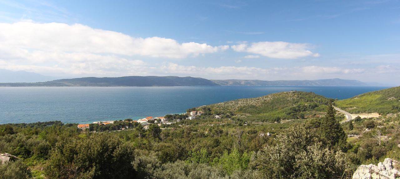 Blato, Zivogosce, Split-Dalmatia, Kroatia