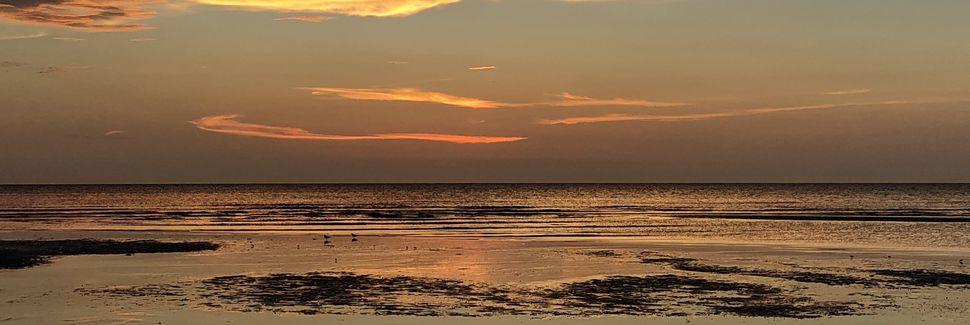 Reeds Beach, New Jersey, États-Unis d'Amérique