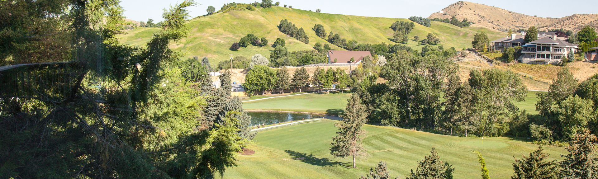 Ridgecrest Golf Club, Nampa, ID, USA