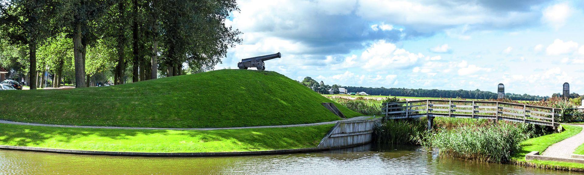 Langweer, Friesland, Niederlande