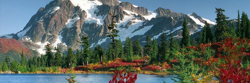 Peaceful Valley, Maple Falls, Washington, Vereinigte Staaten