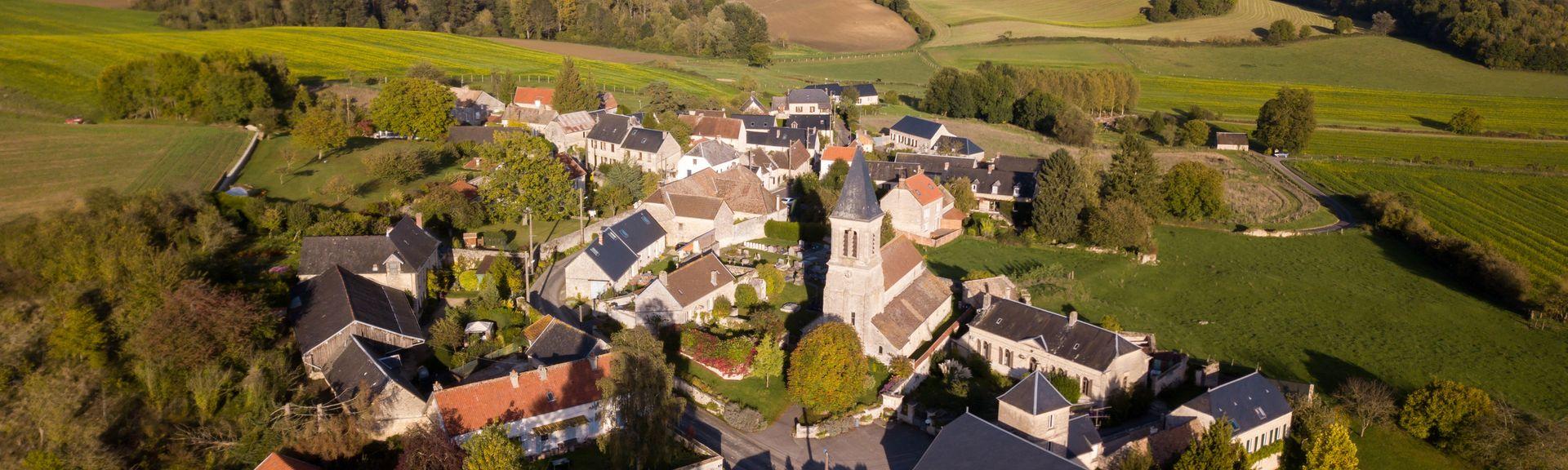 Chamouille, Aisne (department), France