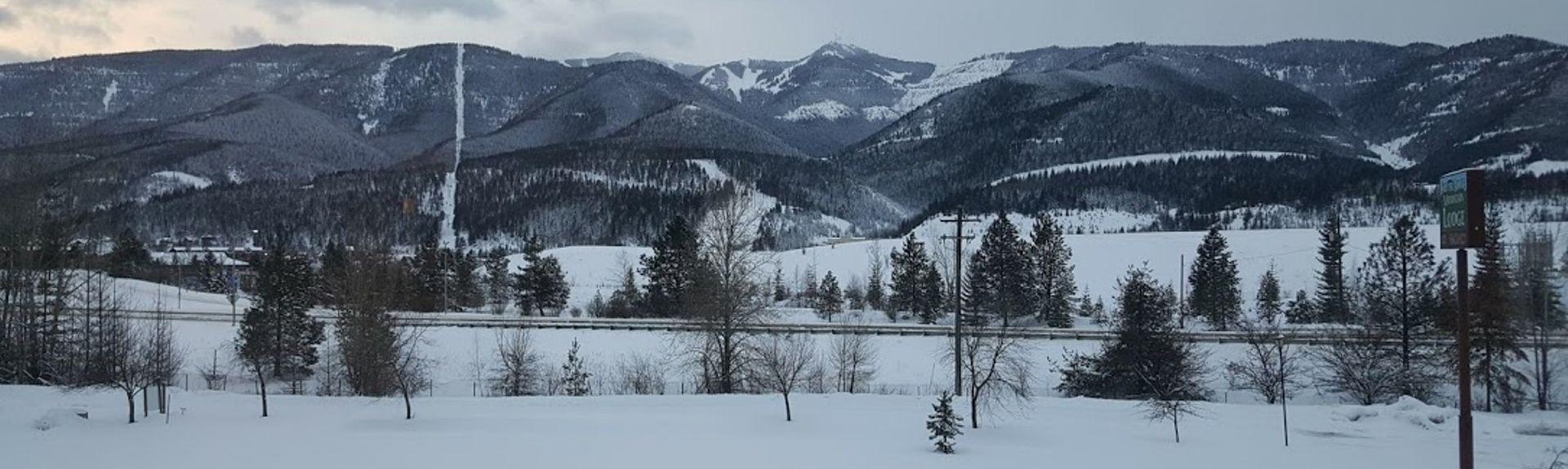Silver Mountain Ski Resort, Kellogg, ID, USA