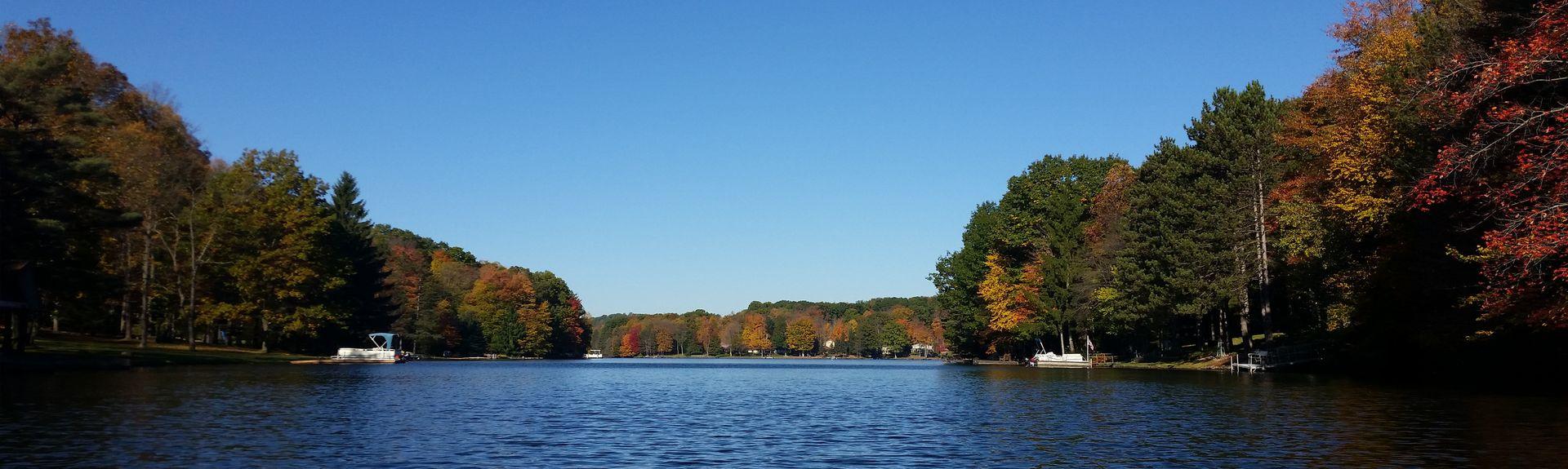 Treasure Lake, DuBois, Pennsylvania, United States of America