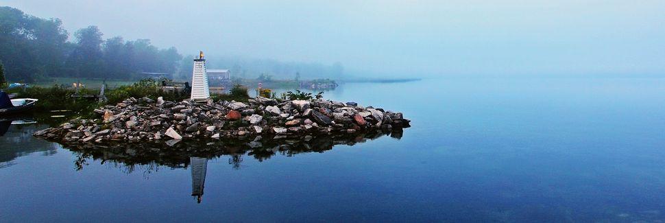 Ilha Manitoulin, Ontário, Canadá