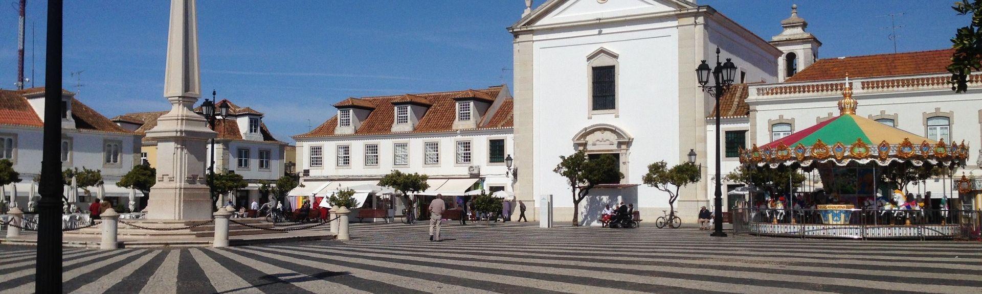 Santo Antonio (ranta), Vila Real Santo Antonio, Faron piiri, Portugali