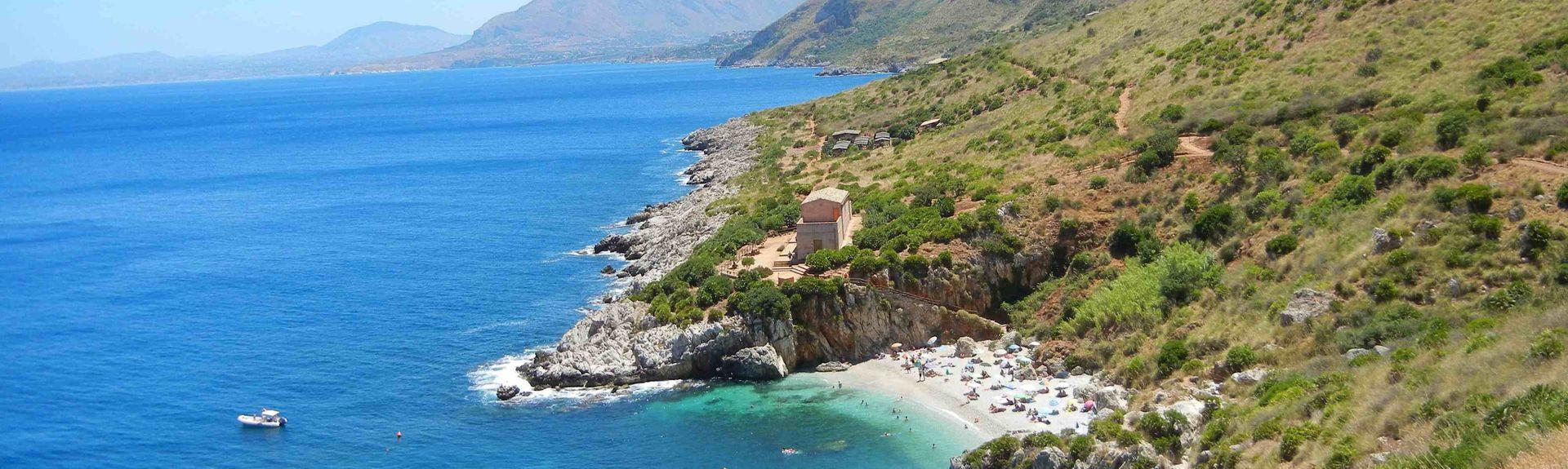 Monte Cofano Nature Reserve, Custonaci, Sicily, Italy