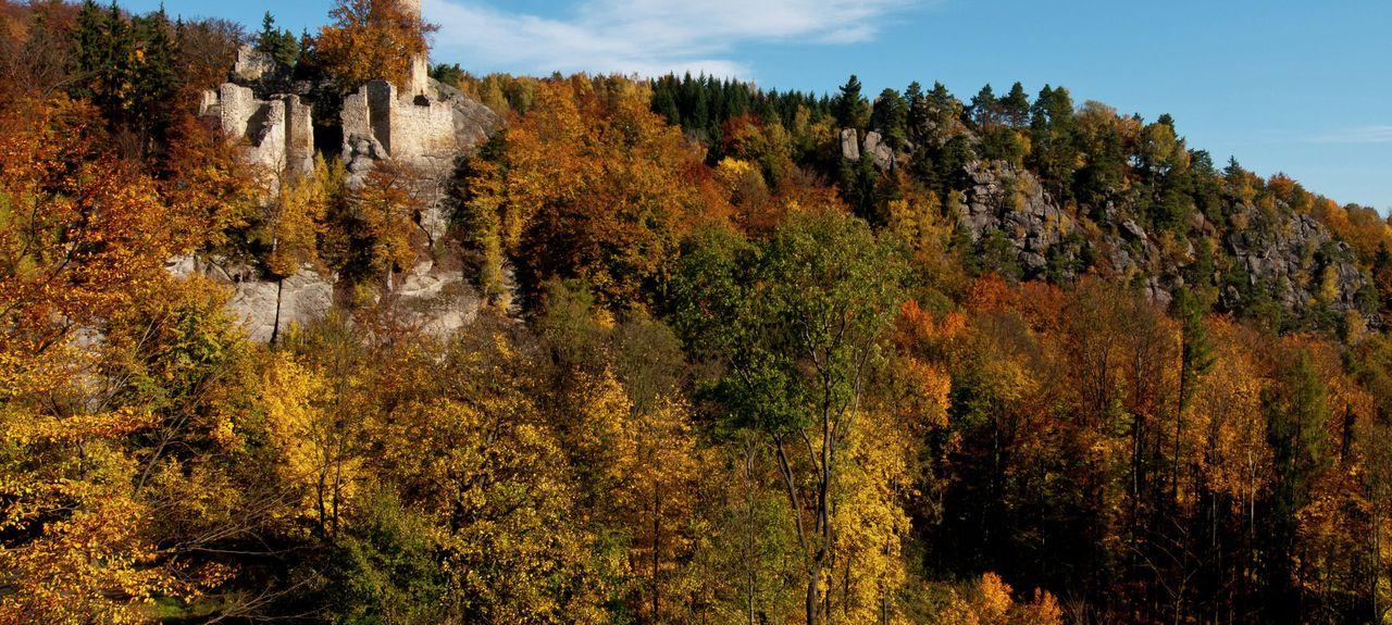 Polubný, Liberecký kraj, Tschechien