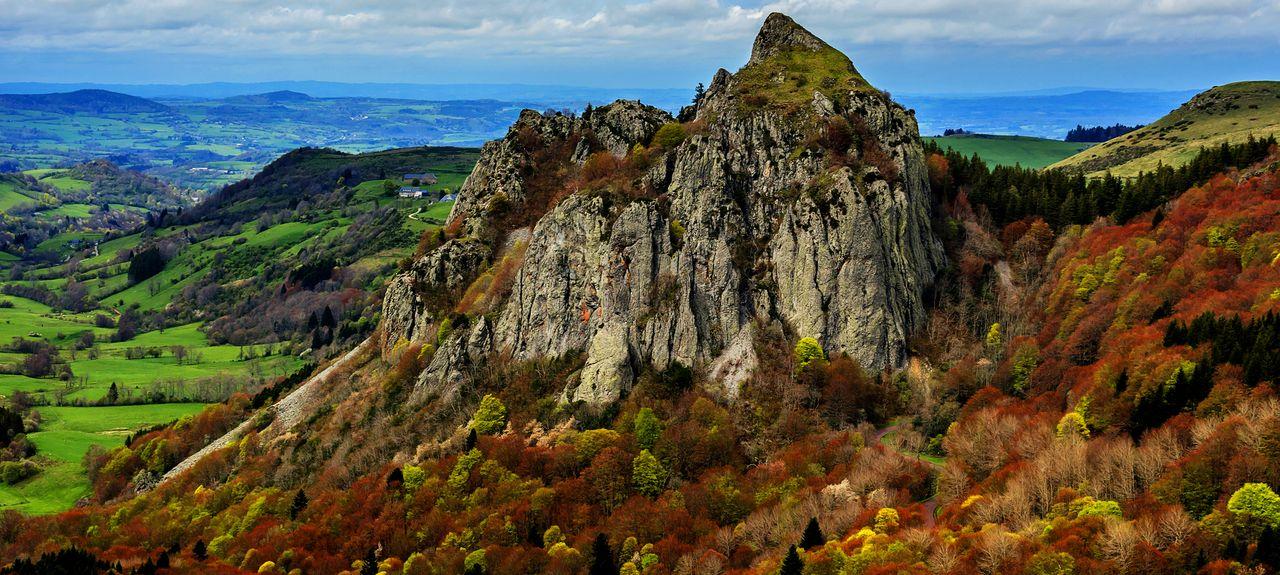 Le Mont-Dore, France